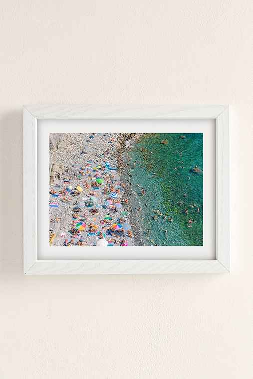 Tessa Neustadt Rio Maggiore Art Print,WHITE WOOD FRAME,8X10