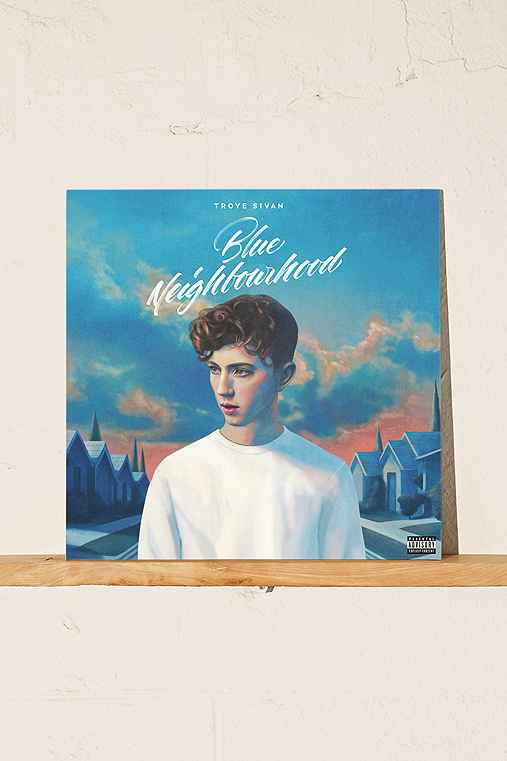 Troye Sivan - Blue Neighbourhood 2XLP,BLACK,ONE SIZE