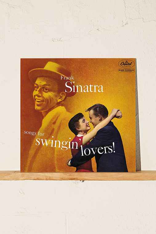Frank Sinatra - Songs for Swingin' Lovers! LP,BLACK,ONE SIZE