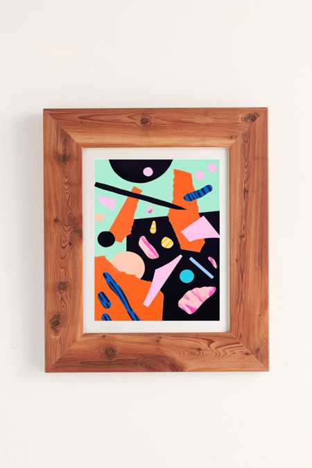 Cocolia Studio An Abstract Day Art Print