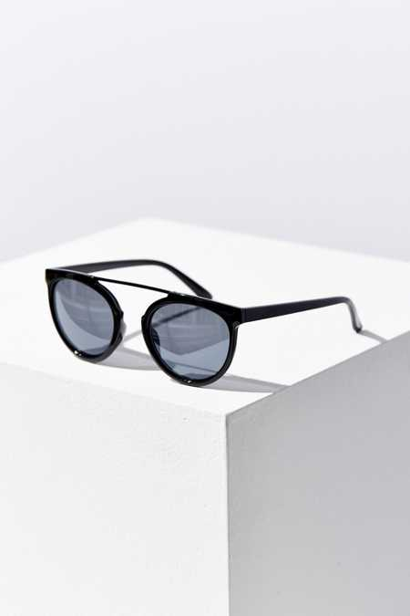Black Out Aviator Sunglasses