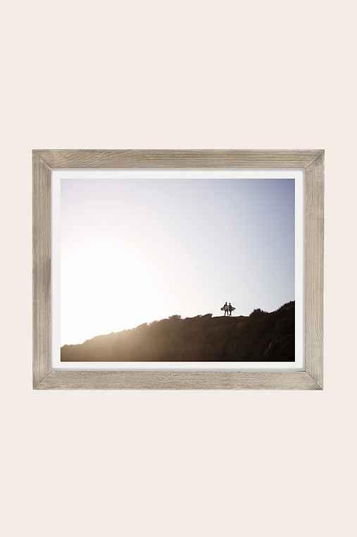 Max Wanger Surfers Art Print,GREY BARNWOOD,40X60