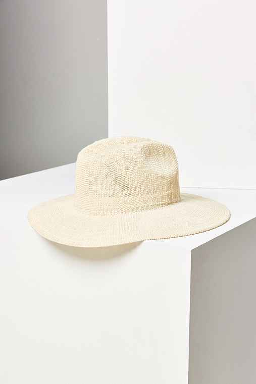 Ecote Nubby Floppy Hat,NEUTRAL,ONE SIZE