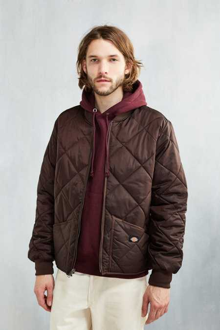 Dickies Diamond Quilted Jacket