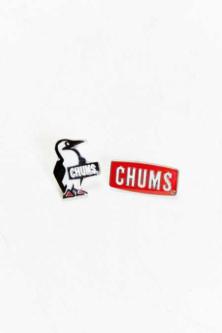 Chums Assorted Pins