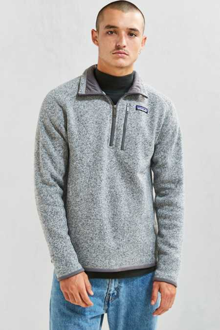 Patagonia Better Sweater 1/4-Zip Sweatshirt