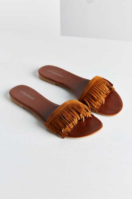 Jeffrey Campbell Easy Fringe Slide
