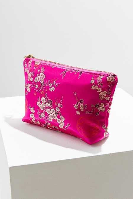 Silence + Noise Cherry Blossom Pouch