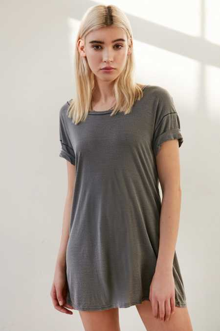 Project Social T Anna Washed Tunic Tee