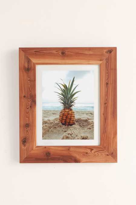 Kat Gaskin Salty Pineapple Art Print