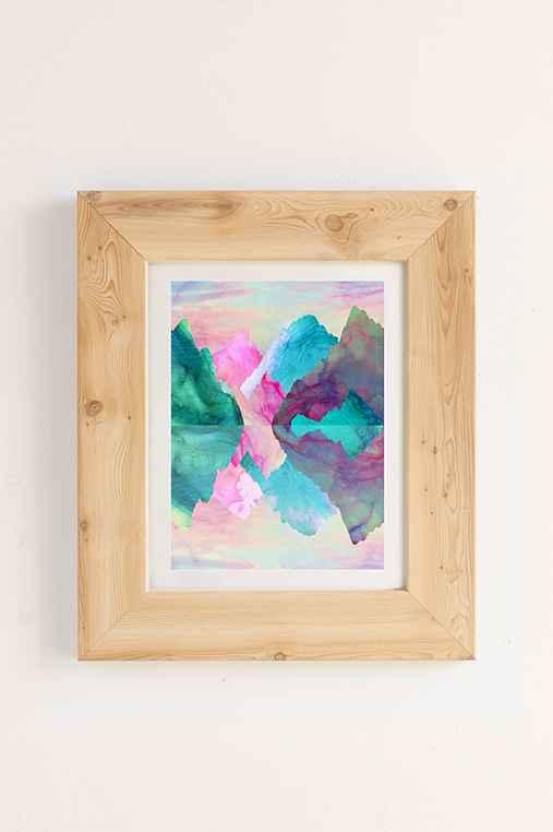 Caroline Krzykowiak Iridescence Art Print,PINE,8X10