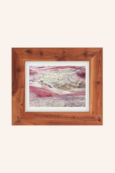 Christina Hicks Painted Hills Art Print