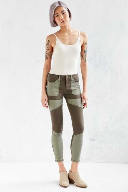BDG Jefferson Color Patch Pant