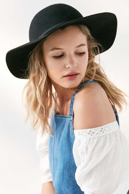 BDG Wool Floppy Hat