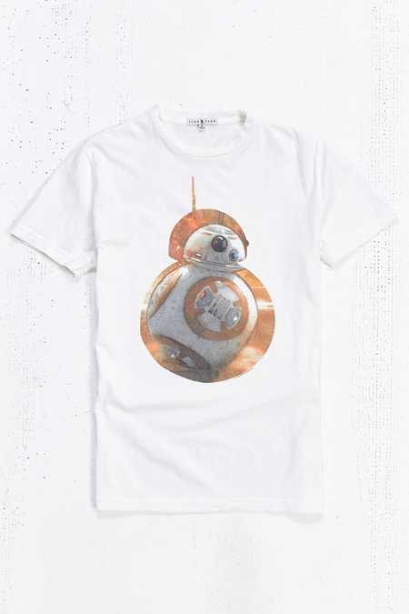 Junk Food Star Wars BB8 Tee