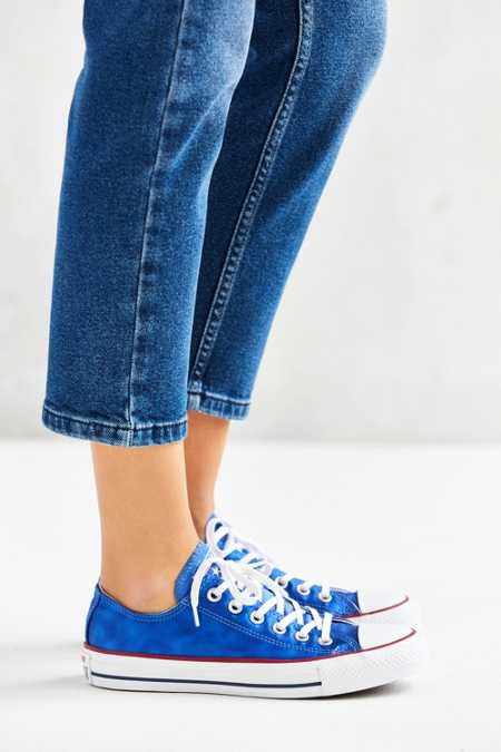 Converse Chuck Taylor All Star Sheen Wash Low Top Sneaker