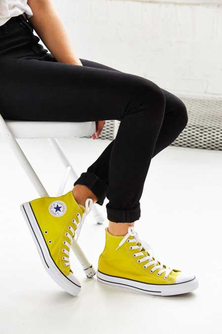 Converse Chuck Taylor All Star Seasonal High Top Sneaker