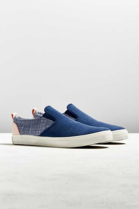 UO Pieced Slip-On Sneaker
