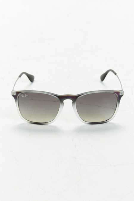 Ray-Ban Square Flat Lens Sunglasses