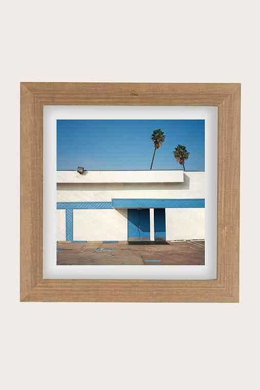 George Byrne Malibu 2015 Art Print,BUFF BARNWOOD,20X20