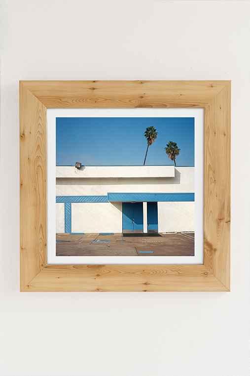 George Byrne Malibu 2015 Art Print,PINE,12X12