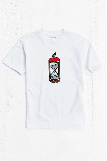 UO Artist Editions cleofus Time's Up Tee