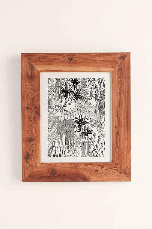 Caitlin Foster Botanical Art Print,CEDAR,30X40