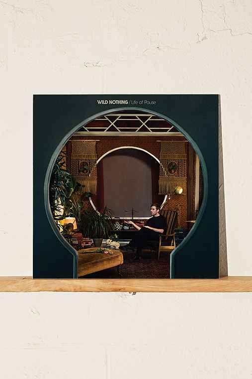 Wild Nothing - Life Of Pause LP,BLACK,ONE SIZE