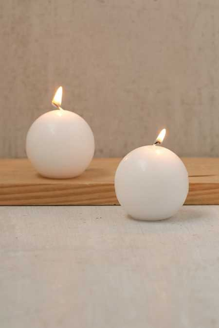 Sphere Candle Set