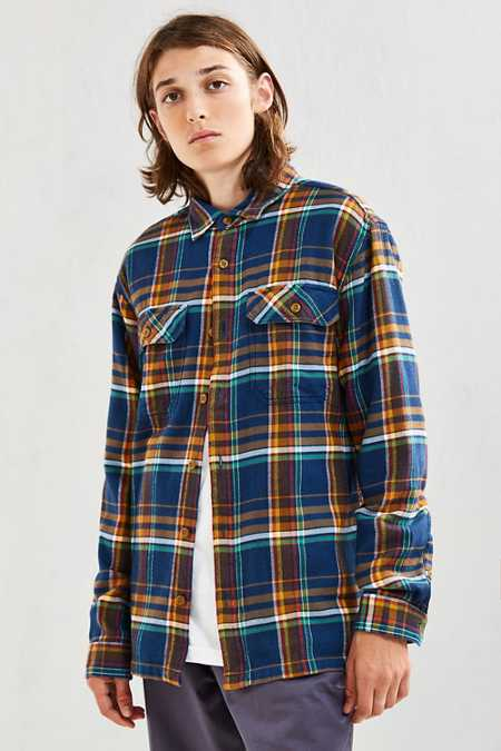 Patagonia Fjord Flannel Button-Down Shirt