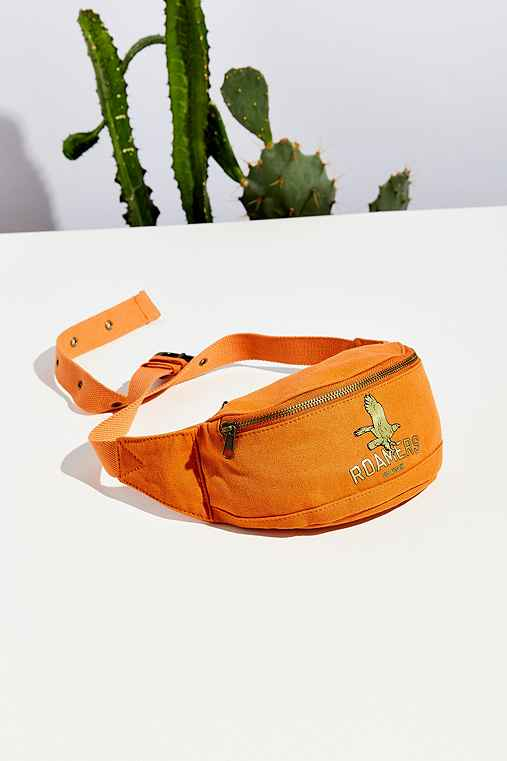 UO Souvenir Bum Bag,MUSTARD,S/M