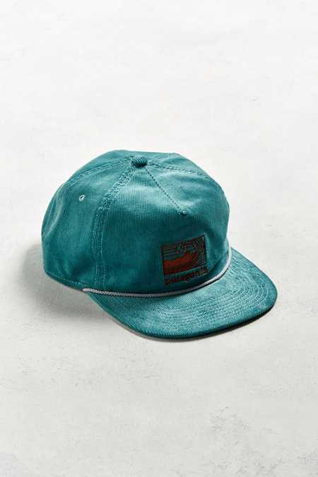 Patagonia Framed Fitz Roy Corduroy Hat