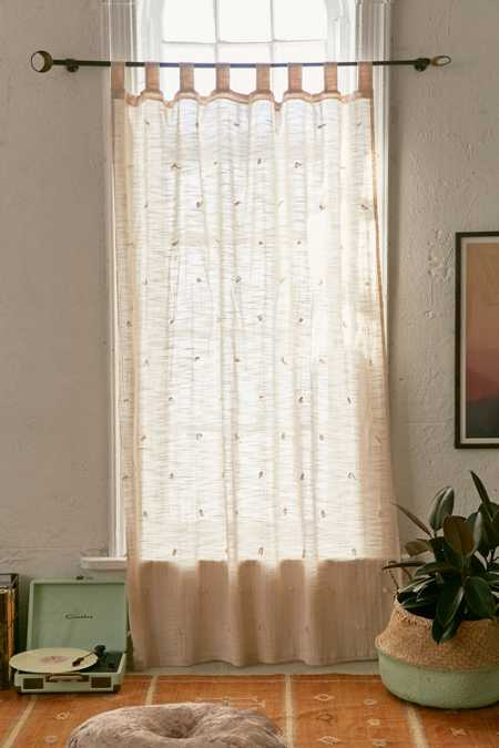 Wissa Tufted Curtain