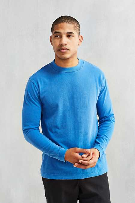 CPO Heavyweight Long-Sleeve Crew Neck Tee