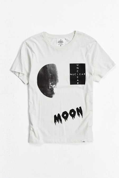 Cheap Monday Moon Collage Tee