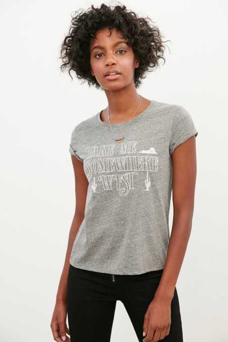 Project Social T Take Me Somewhere Tee