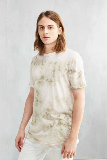 Feathers Morter Net Dye Tee