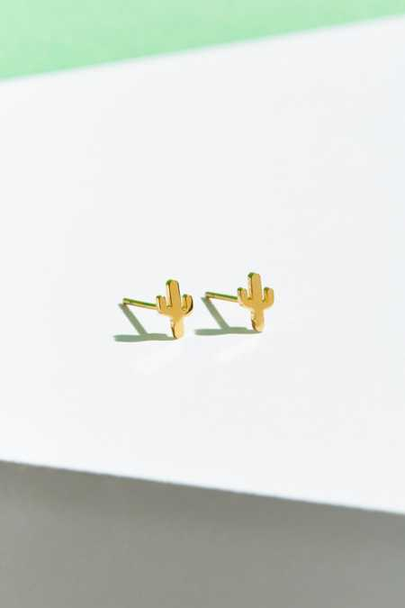UO Souvenir X Seoul Little Austin Post Earring