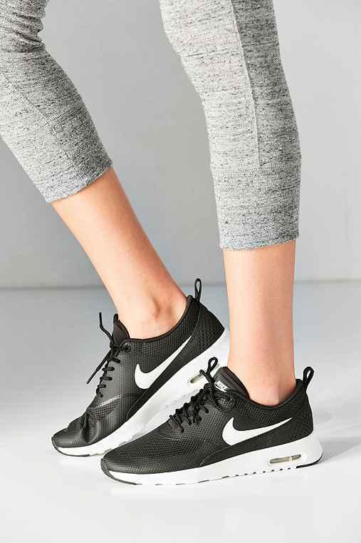 Nike Air Max Thea Sneaker,BLACK,8