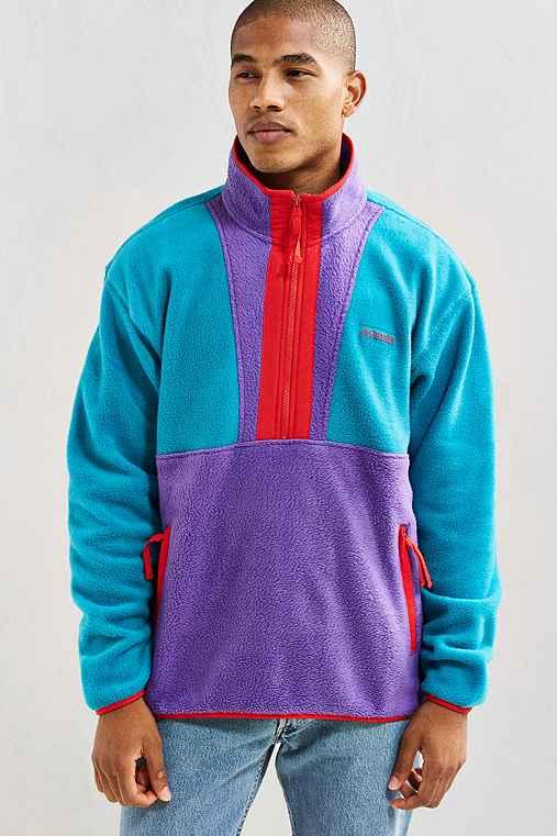 Columbia CSC Originals Fleece Sweatshirt,DARK TURQUOISE,XL
