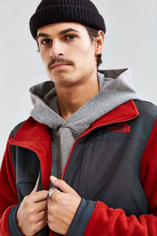 The North Face Denali 2 Jacket,RED,M