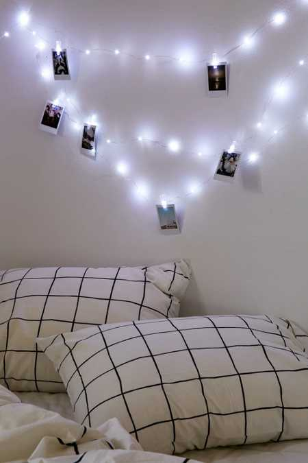 Galaxy Clips String Lights