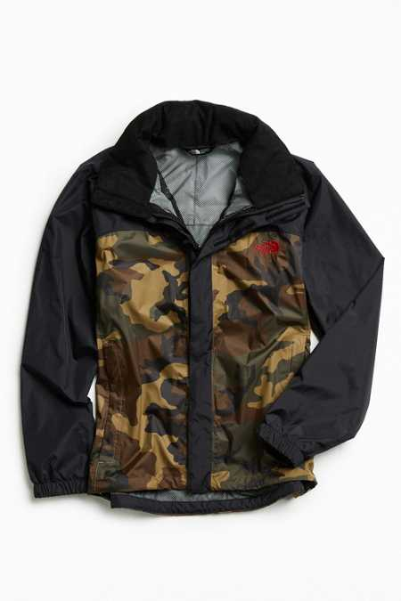 The North Face X UO Camo Resolve Jacket