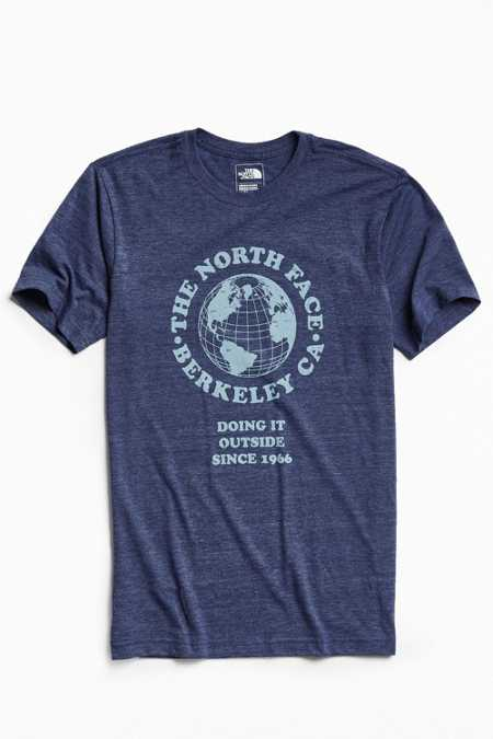 The North Face Globe Tri-Blend Tee