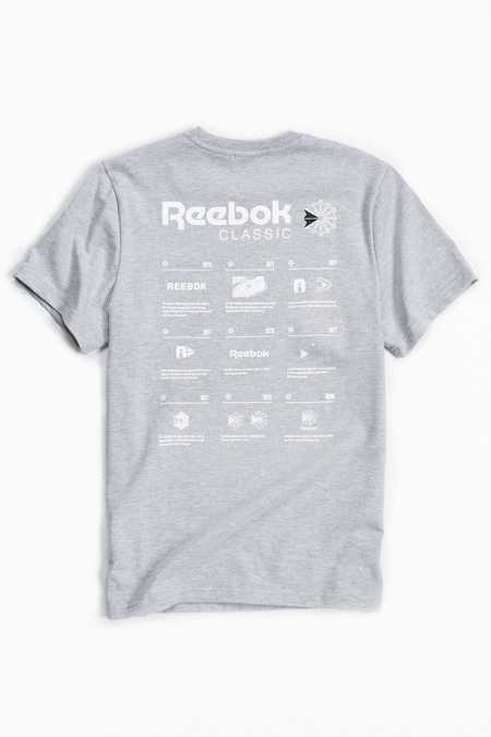 Reebok F Pocket Tee