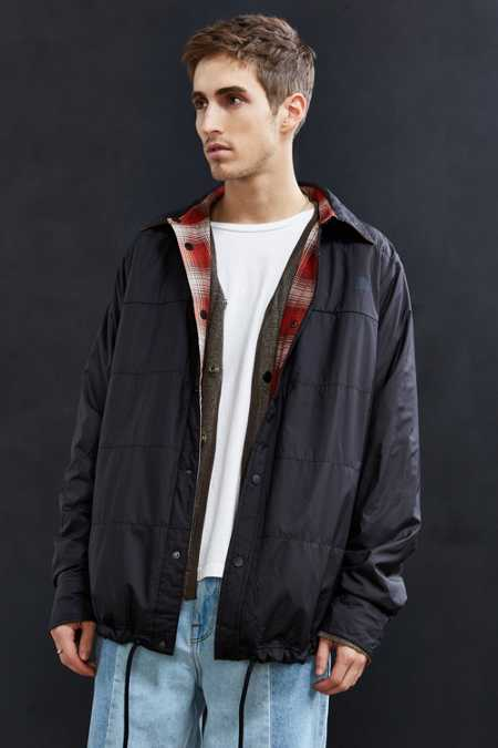 The North Face Fort Point Reversible Flannel Jacket