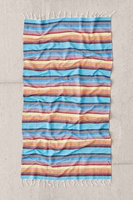 Carter Stripe Essential Bath Towel