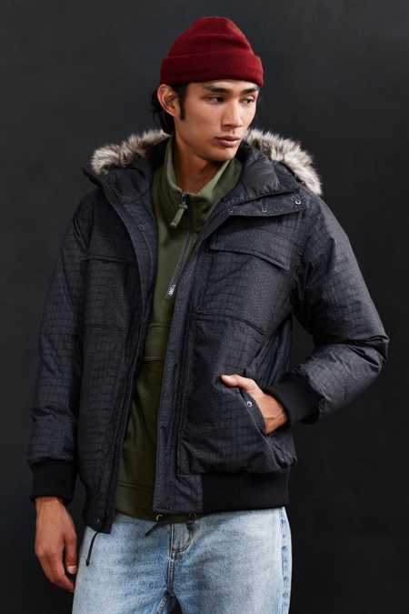 The North Face Croc Embossed Gotham Jacket