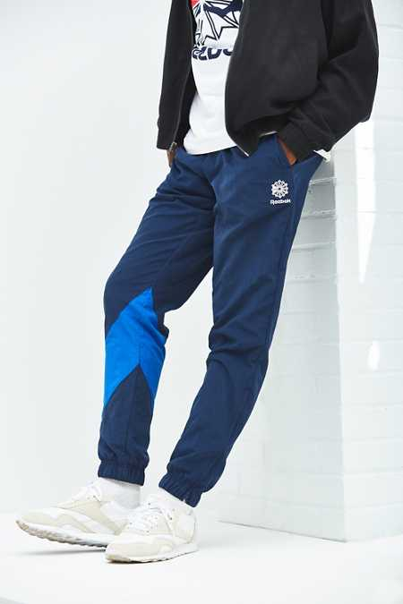 Reebok Colorblock Championship Warm Up Pant