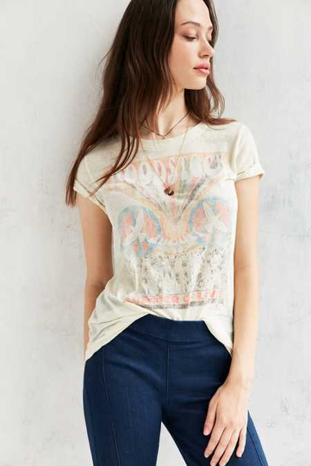Woodstock Washed Out Tee